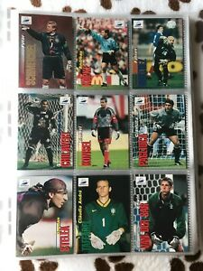 Panini World Cup 1998 full card set