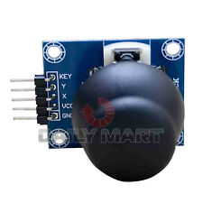 New Joystick Breakout Module PS2 Joystick Game Controller Shield for Arduino