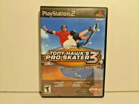 Tony Hawk's Pro Skater 3 Playstation 2 Game - Tested