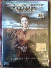 Alla Conquista del West 14 - Stagione 2 Episodio 10 - DVD nuovo sigillato