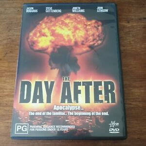 The Day After DVD R4 Like New! FREE POST