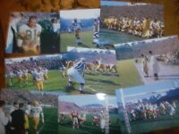 PACKERS VINTAGE ORIGINAL (19) PHOTOS- 1960S, LOMBARDI, STARR, TAYLOR, HORNUNG,