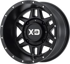 KMC XD XS128 Machete UTV Aluminum Wheel Rim 14x10 4/156 0mm Black Satin
