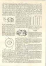 1914 VEICOLI ELETTRICI JOHNSON lundell Motor Torpedo Veicolo
