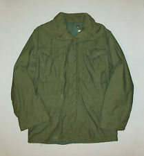 Old 1970s vtg 1972 VIETNAM WAR Field Jacket small regular M65 US Army military