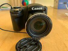 Canon PowerShot SX500 IS 16.0MP Digital Camera - Rarely Used.