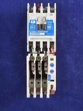 Eaton Cutler-Hammer AN16AN0BC Ser C1 Starter BIMETALLIC O.L. Man/Auto Reset