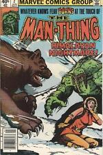 Marvel Comics Man-thing Vol Two (1979 Series) #2  VF+ 8.5
