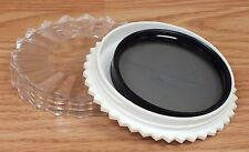 Genuine Tiffen Cir. Polarizer 58mm Camera Lens With Plastic Case *Made in Japan*