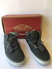 VANS MEN'S Size 12M Grey/White Bedford Water Color Camo OTW Skate Shoes MSRP $80