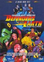 Nuevo Defenders Of The Earth DVD