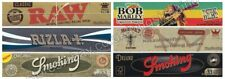 King Size Rolling Papers, Bob Marley, Smoking Deluxe, Rizla, RAW And Hornet Set