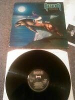 NAZARETH - THE FOOL CIRCLE LP + INSERT!!! UK 1ST PRESS NEMS NEL 6019