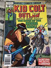 Kid Colt Outlaw #220 Marvel Comics October 1977 Cents Copy