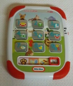 LITTLE TYKES BABY TODDLER JUNIOR KIDPAD ANIMALS NUMBERS SOUNDS MUSIC LIGHTS