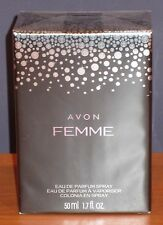 Avon Femme Perfume 1.7oz Eau De Parfum Spray $30 NIB