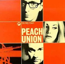 On My Own, Peach Union, FACTORY SEALED CASSETTE Single