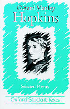 Good, Selected Poems (Oxford Student Texts), Hopkins, Gerard Manley, Book