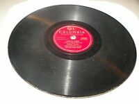 "Leon McAuliffe Careless Hands / Panhandle Rag 10"" 78 Columbia 20546 1949"