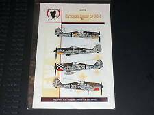 Eagle Strike Decals 48088 1/48 Butcher Birds of JG-1 Part 1