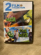 The Mask / Son of the Mask [New DVD] Widescreen New Sealed!