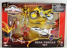 Power Rangers Mystic Force Mega Vehicle Set B