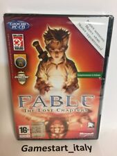 FABLE THE LOST CHAPTERS (PC) NUOVO SIGILLATO NEW VERSIONE ITALIANA COMPUER GAMES