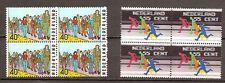 Nederland - 1976 - NVPH 1092-93  in blok van 4 - Postfris - NE046