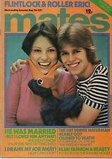 Mates Magazine 7 May 1977  Eric of The Bay City Rollers  Flintlock Marc Harrison