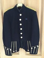 British Army Royal Scots Infantry Officer 1950's Ceremonial jacket