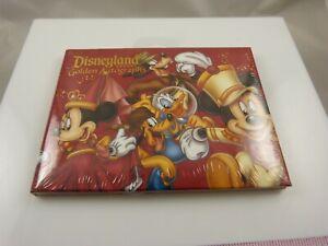 Mickey Mouse Autograph book 50th anniversary Golden Disneyland  Disney
