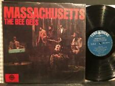 BEE GEES MASSACHUSETTS~ORIG 1960s TAIWAN LP~BLACK WAX~SVG+~TONGSHENG MXL-1227