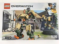 LEGO 75974 Overwatch Bastion Robot Building Kit Light Up Blizzard