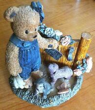"""Berry Hill Bears """"Knock and It Shall be Opened Unto You"""" Matt 7:7 1997"""