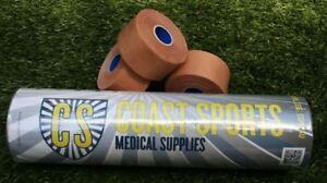 Professional Rigid Sports Strapping Tape - 12 Rolls X 25mm X 13.7m