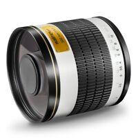 Walimex pro 500 6,3 für Canon EOS EOS 200D 1300D 77D 800D 80D 12200D 70D NEU !!