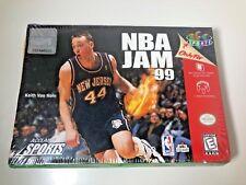 NBA Jam 99 (Nintendo 64, 1998)_Unopened_Sealed