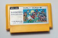 Famicom Super Mario Bros. Japan FC game US Seller