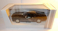 RARE LUCKY HONG KONG FORD MUSTANG SHELBY GT 500 NOIRE 1/24 PORTES OUVRANTES NEUF
