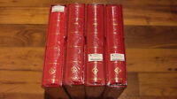 LIGHTHOUSE - Canada Red Mounted album VOLUME 1-2-3-4 (1851 to 2015) NEW *A DEAL*