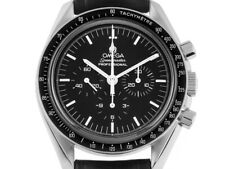Omega Speedmaster Moonwatch Stahl Handaufzug Chronograph 42mm Ref.3873