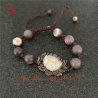 Natural Jade Carved Bead Bracelet Charm Bracelet Fashion Jewelry Lucky Amulet