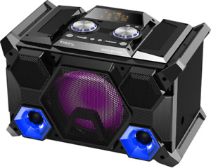 IBIZA Soundbox SPLBOX400, 400W, USB/SD/BT/FB 230V Sound Box Boombox