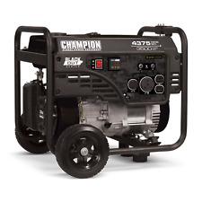 100325R- 3500/4375w Champion Generator Blackout Series  - Refurbished