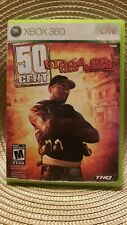 50 Cent Blood On The Sand (Xbox 360, 2009) - FREE CANADIAN SHIPPING!!