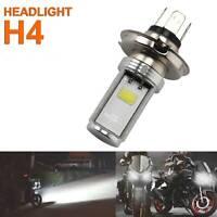 1X Motorcycle Motorbike H4 6500K LED Hi/Lo Beam Headlight Front Light Bulb Lamp