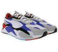PUMA RS-X³ Puzzle Retro-Sneaker coole Herren Freizeit-Schuhe Low Top-Schuhe mit