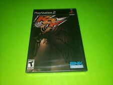 King of Fighters Maximum Impact PlayStation 2 PS2 BRAND NEW FACTORY SEALED