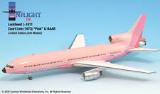 InFlight200 Courtline Pink G-BAAB Lockheed L1011 TriStar1:200 Scale RETIRED