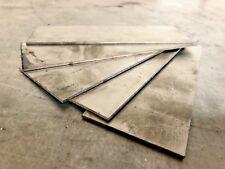 5 Pieces - Titanium Plate 6AL4V 2